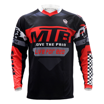 Moto motokroso jersey maillot ciclismo hombre dh (downhill jersey off road Kalnų spexcec clycling ilgomis rankovėmis mtb Jersey